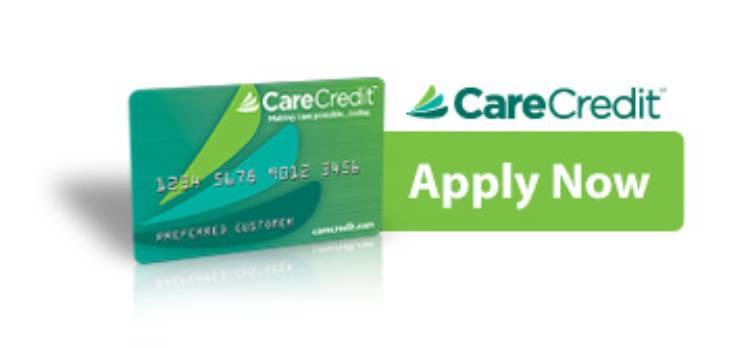 Care Credit Website Button